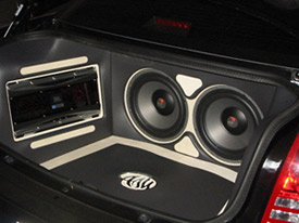 car audio installtion Nashville